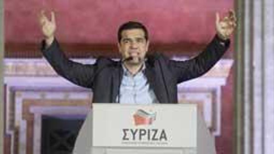 Así es el programa económico de Syriza
