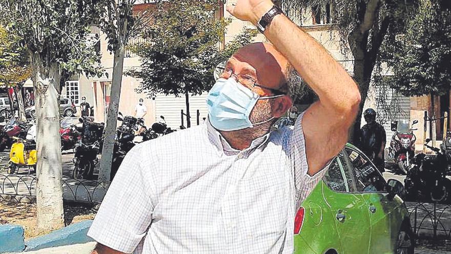 Miquel Femenia se jubila tras 38 años de servicio