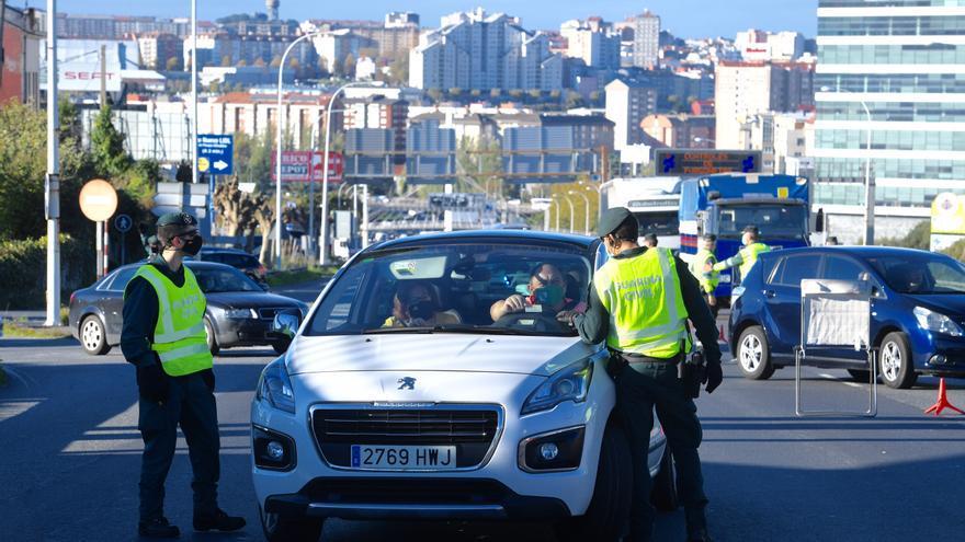 Más de 600 sanciones en Galicia por infringir normas sanitarias frente al COVID