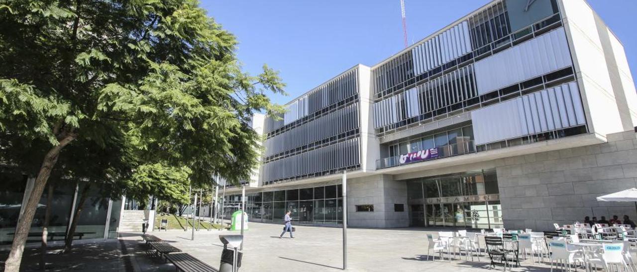 Ayuntamiento de San Vicente del Raspeig.