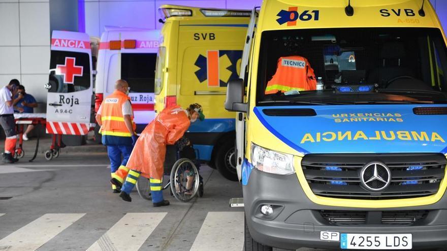 Las UCI de A Coruña ya superan el pico de ingresos por COVID de la primera ola