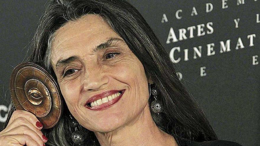 Ángela Molina y Marjane Satrapi, premiadas en el festival Evolution