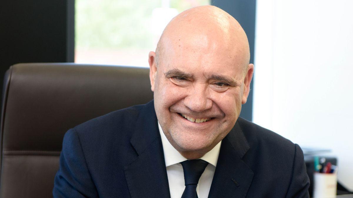 Juan María Hernández Puértolas, director de Comunicación del Grupo Fundació La Caixa