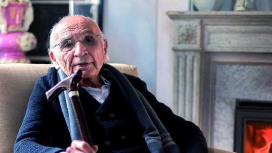 """Francisco Brines: """"He sido lo que he querido ser, poeta"""""""
