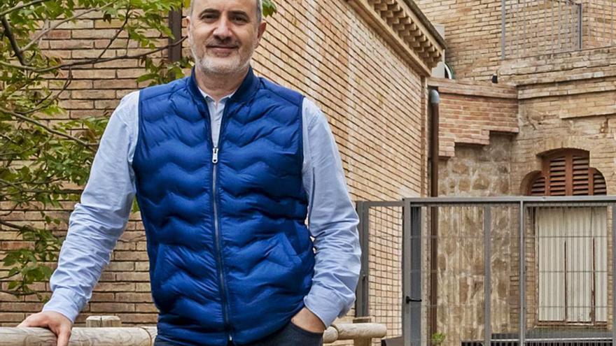 Josep Jovell: «El col·lapse de Can Quartos és un problema per a Agullana»