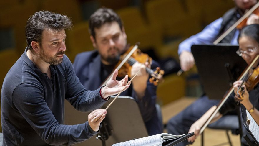 James Gaffigan, nuevo director de la Orquesta de la Comunitat Valenciana
