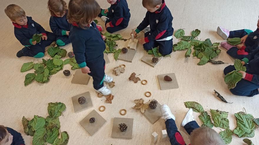 El centro Carmelitas de Elda potencia el aprendizaje vivencial en las edades tempranas