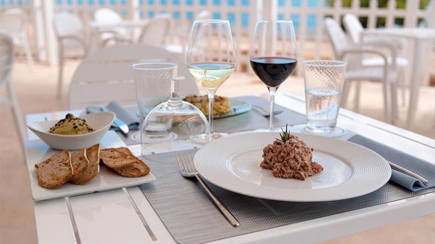 Club Palasiet, lugar idílico que fusiona gastronomía y vistas al mar