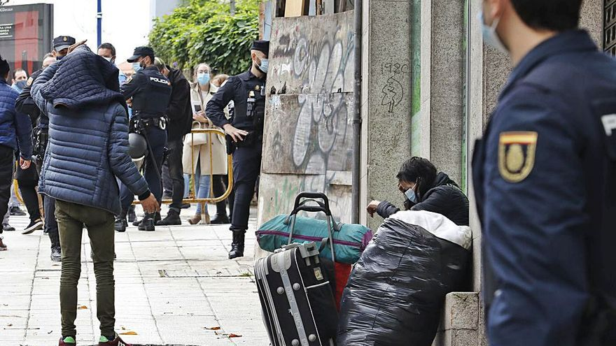 Las condenas penales a okupas: pocas y reducidas a multas de escasa cuantía