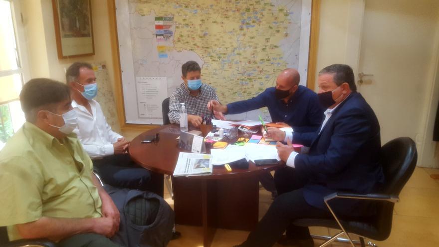 La Diputación conectará Roales a la potabilizadora de Zamora