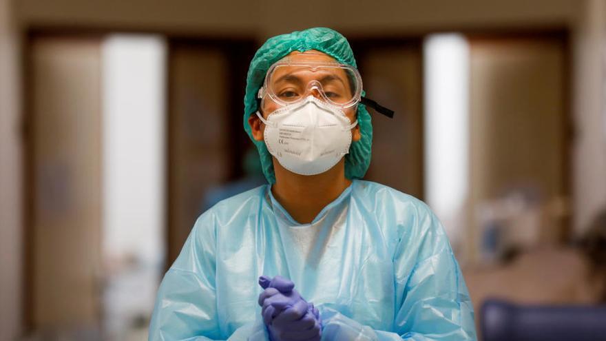 Sanidad notifica 41.576 contagios, un nuevo máximo diario, y 464 muertos