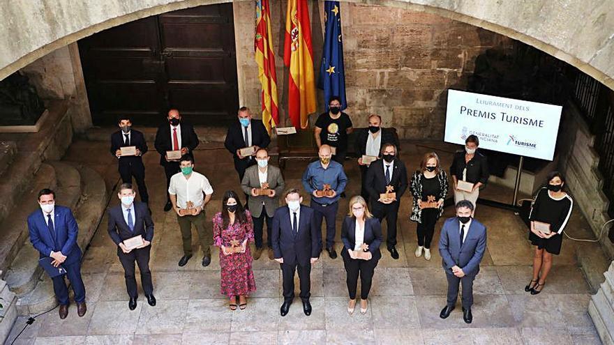 Los valencianos reducen sus viajes un 81,2% durante el estado de alarma
