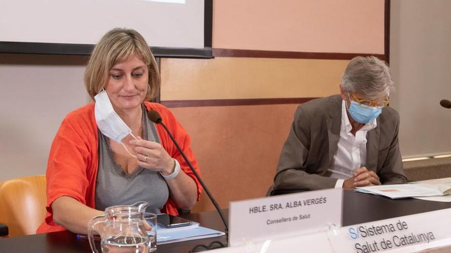 El riesgo de rebrote baja en Barcelona y Lleida