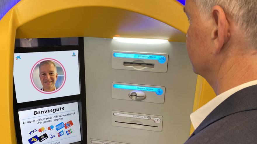 CaixaBank pone en marcha los primeros cajeros con reconocimiento facial en Alicante