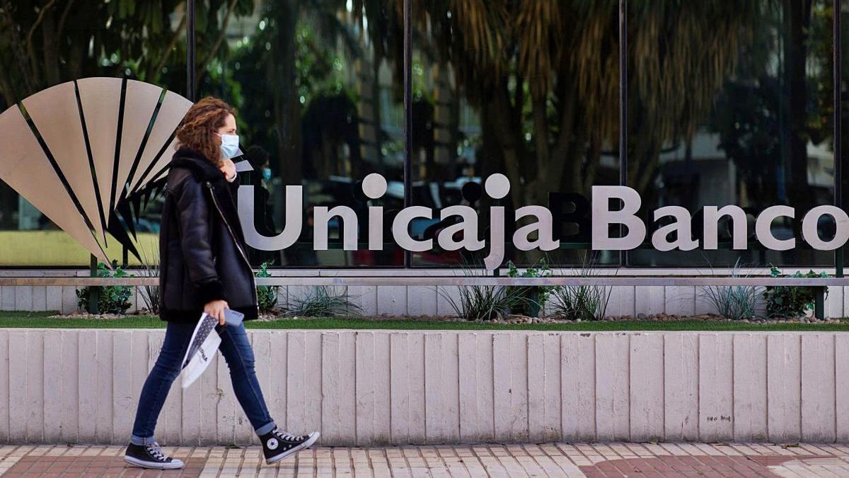 La fusión de Unicaja y Liberbank se aprobó a finales de este pasado año.
