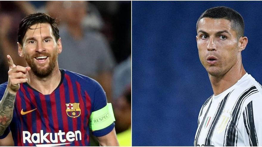 El Barça es trobarà amb la 'Juve' de Cristiano a la Champions