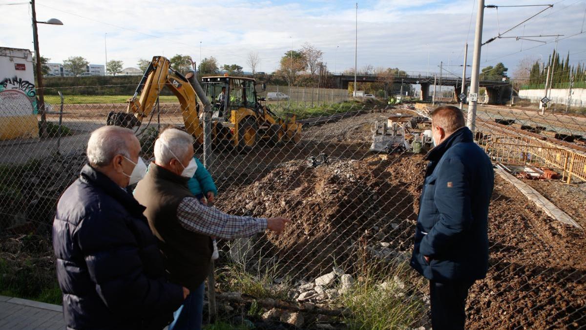 """Vecinos de Los Olivos Borrachos: """"La reforma nos va a dar más vida"""""""