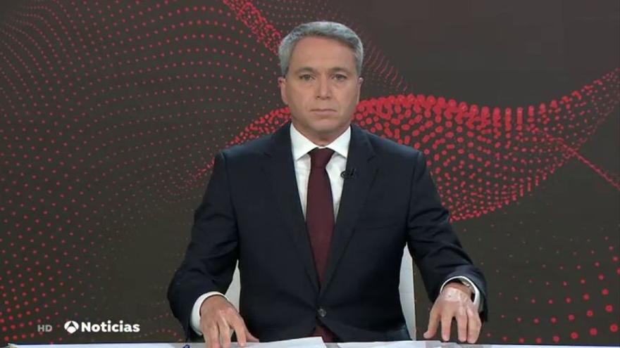 """La nueva pulla de Vicente Vallés a Pedro Sánchez: """"Es la tercera vez que lo repite"""""""