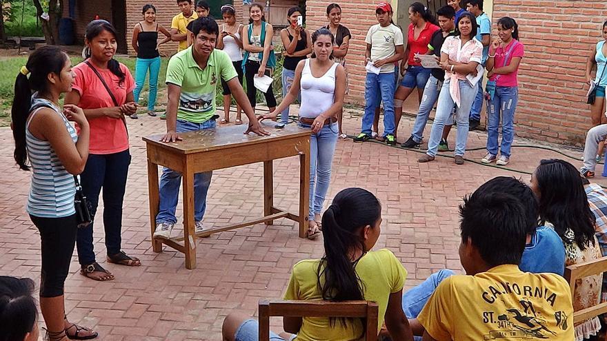 Participació juvenil valenciana com a eina de transformació social