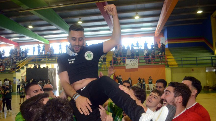 Víctor Garrido decide no seguir en el Asmubal