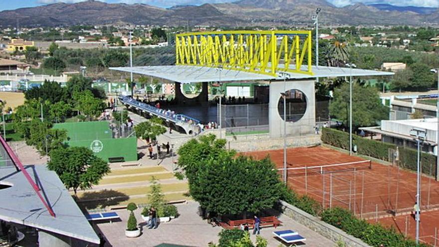 San Vicente abrirá los domingos por la tarde la Ciudad Deportiva desde noviembre