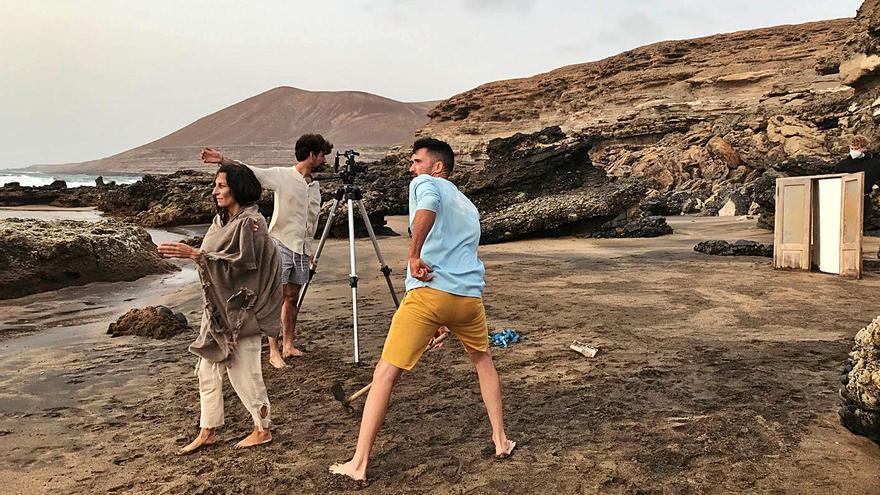 Un festival online premia los trabajos de cine rodados en Fuerteventura