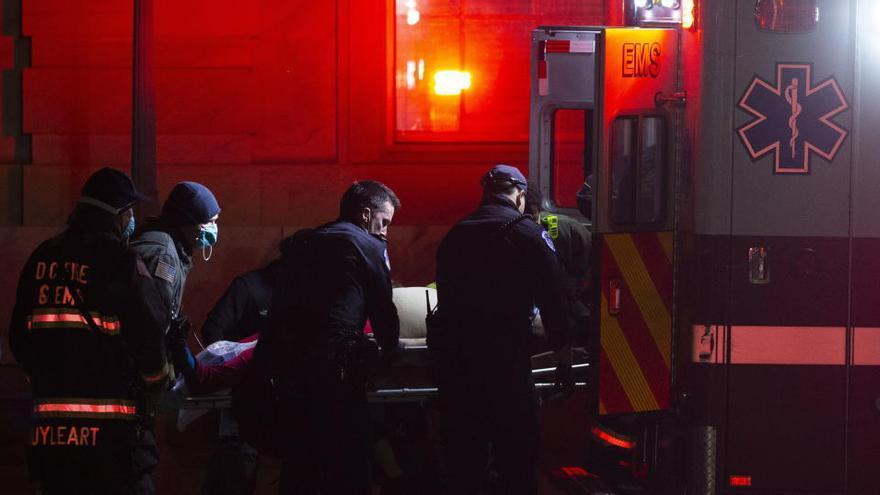 Cuatro muertos, 14 heridos y 52 detenidos, el balance