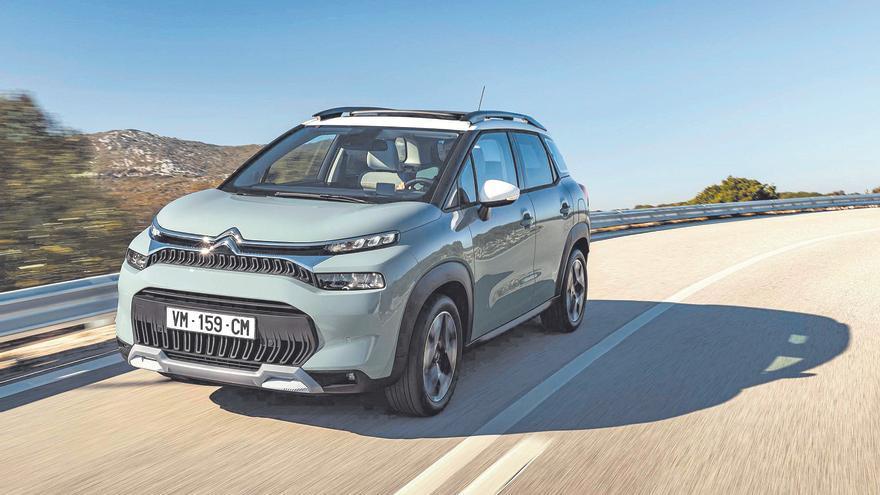 Citroën C3 Aircross: Diseño más elaborado y con más equipamiento