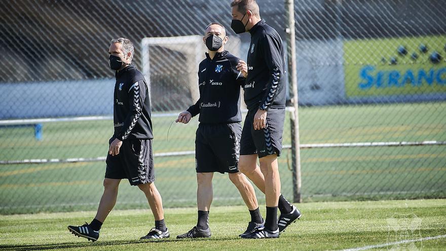 Ramis renueva en el CD Tenerife hasta 2023