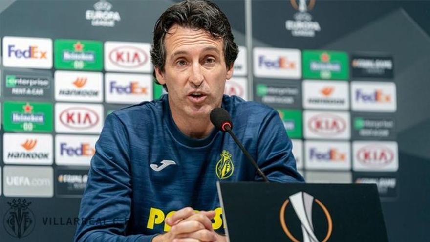 La sorprendente afirmación de Emery sobre el Arsenal-Villarreal