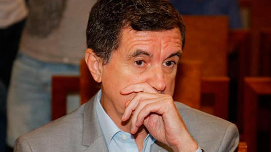 Jaume Matas se declara culpable en el caso 'Over'