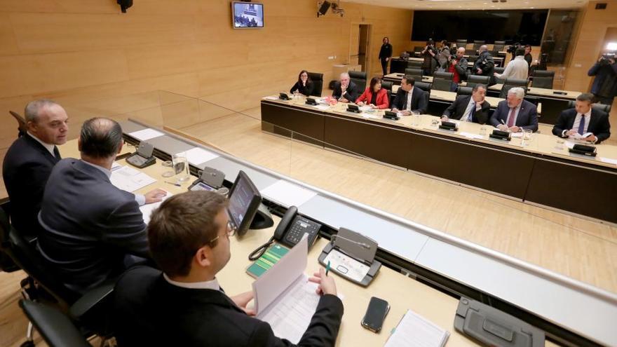 Cs preside la comisión de las eólicas con poca esperanza de la oposición en la investigación