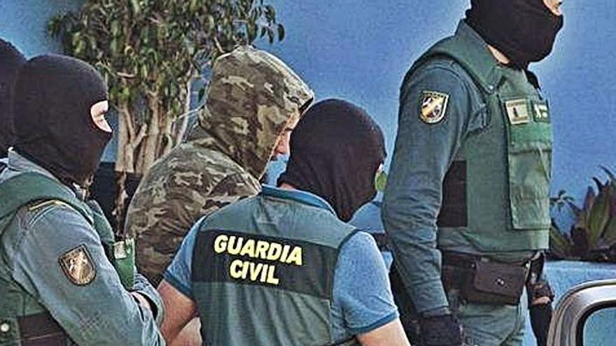 A prisión por terrorismo yihadista y su peligrosidad un vecino de Los Andenes