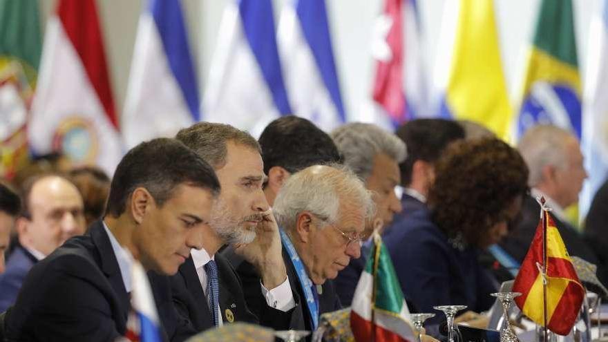 España insta a frenar la xenofobia en la cumbre Iberoamericana