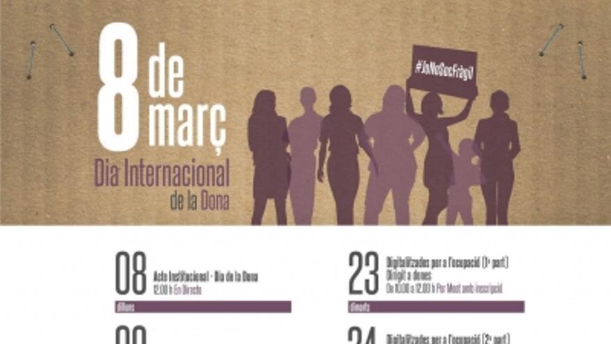 Día de la mujer en Onda
