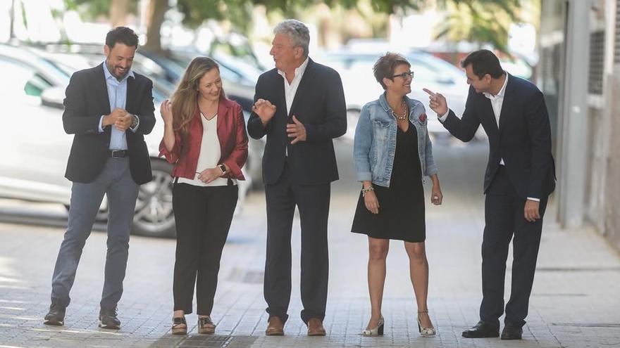 10N | Candidatos al Congreso por la provincia de Las Palmas