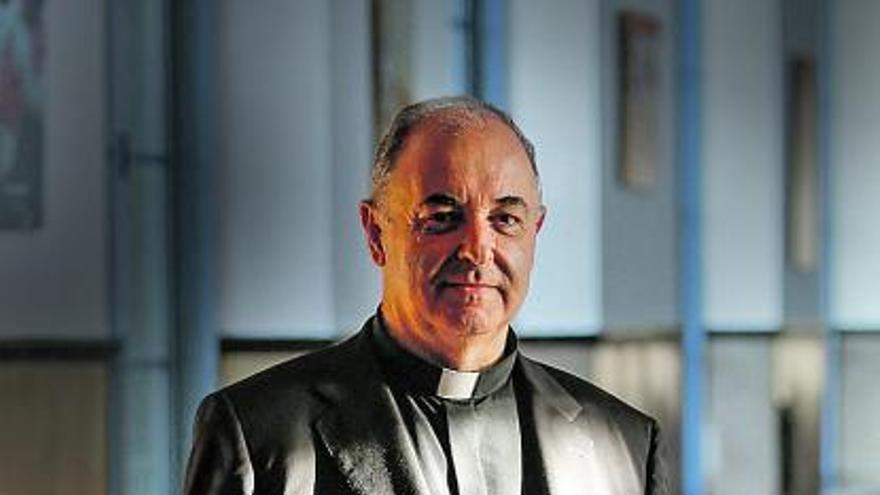 """""""En España hay quien quiere reducir la Iglesia al ámbito privado"""""""