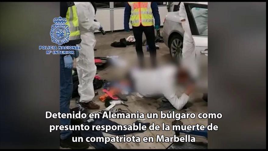 Detenido por el asesinato de un búlgaro en Alemania