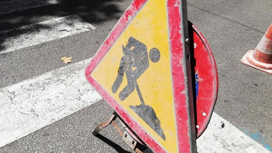 Arrancan el lunes las obras de reurbanización de la calzada de la avenida Doctor Marañón