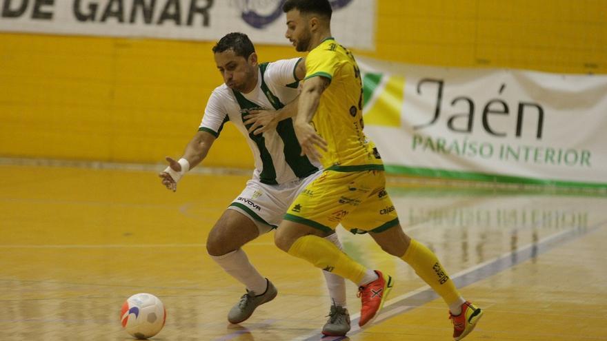 El Córdoba Futsal, a cargar las pilas tras un fin de semana frenético