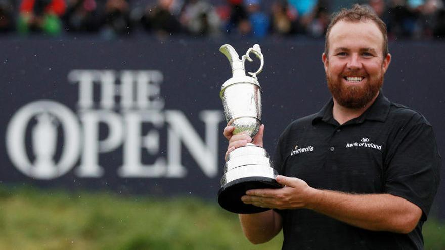 El irlandés Lowry gana el British Open, su primer 'major'