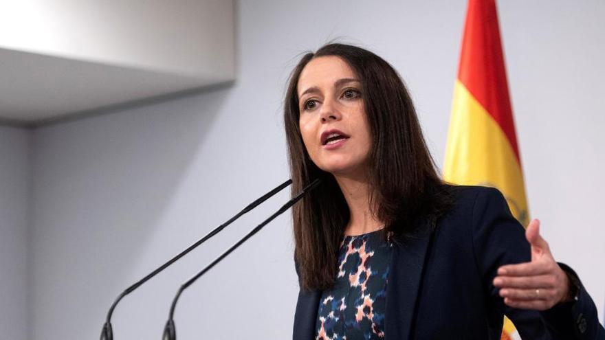 Ciudadanos intentará pactar las Cuentas en las autonomías que gobierna el PSOE