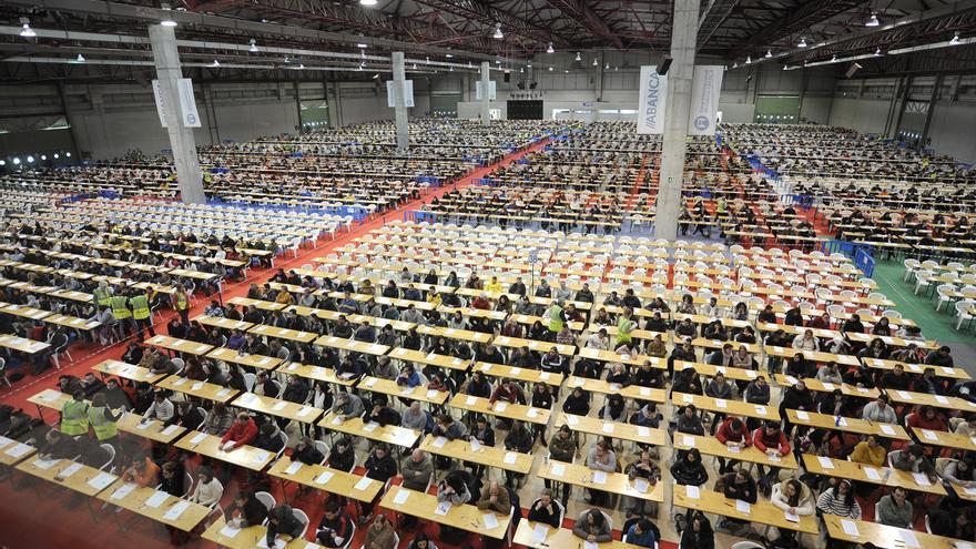 Los exámenes de Correos para cubrir 3.381 puestos, el 12 de septiembre
