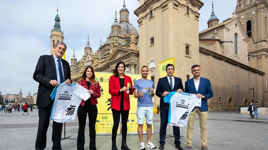 """La edición """"más esperada"""" del Maratón de Zaragoza se celebrará este domingo"""
