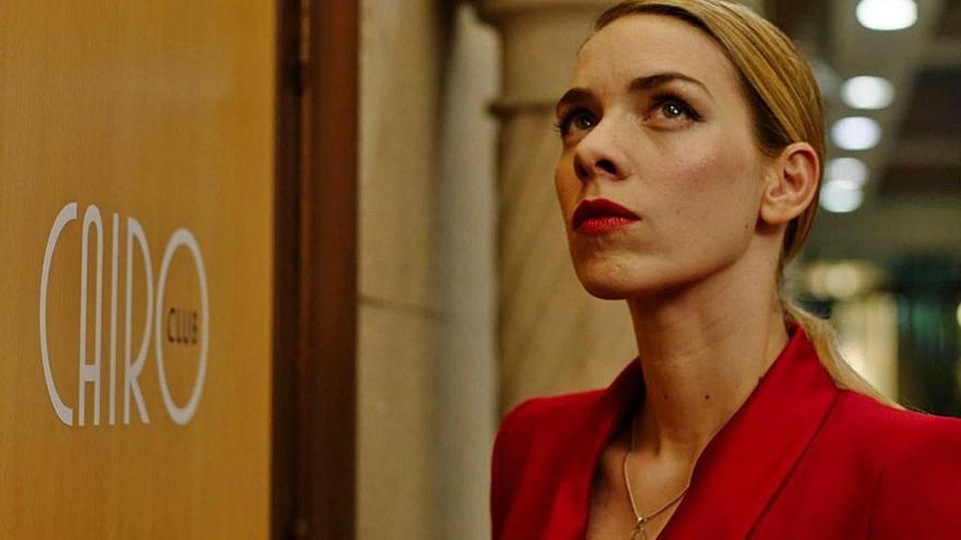 A inspectora Eva Mayo 'viaxa' polo mundo da prostitución en 'O sabor das margaridas'