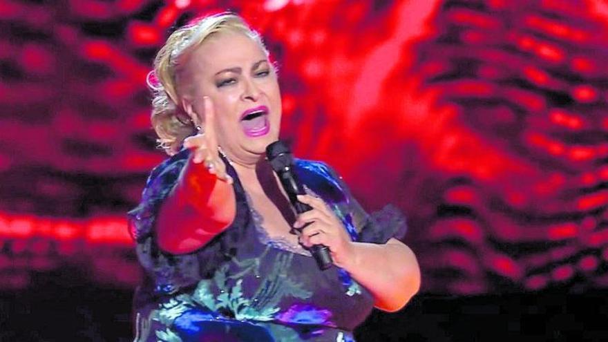 """Soledad Luna, cantante de Zamora: """"Por fin la gente se da cuenta de quién soy, aunque ha sido desbordante"""""""