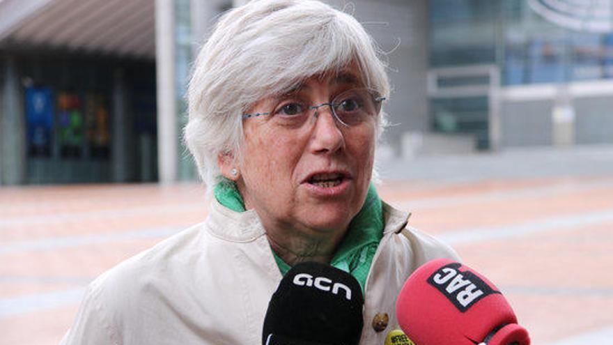 El Regne Unit es nega a tramitar l'euroordre a Ponsatí per «desproporcionada»