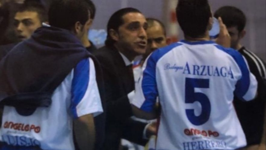 Jandro Álvarez, nuevo entrenador del InterSala Zamora