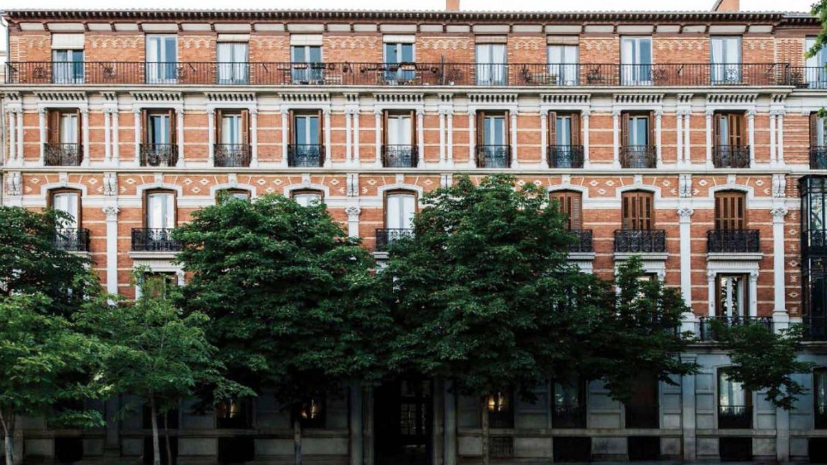 Edificio Villa de París