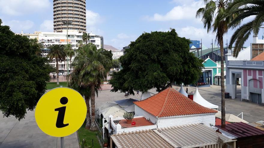 La Casa del Turismo estrena señalética de información turística